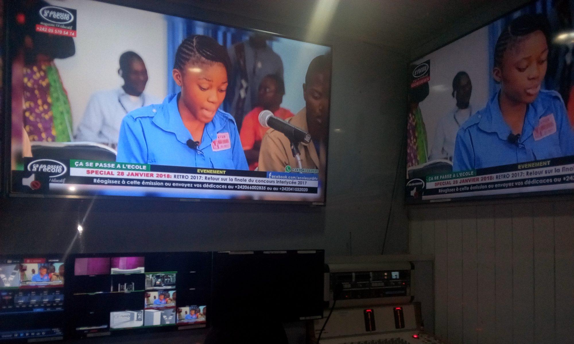 MEDIA FREELANCE CONGO